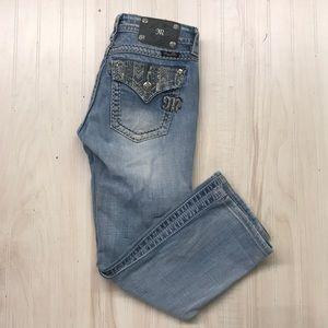 Miss Me women's jeans size 28. Like new